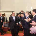 WANG YI, MINISTER OF FOREIGN AFFAIRS, THE PEOPLE'S REPUBLIC OF CHINA