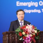 JIANG ZENGWEI CHAIRMAN, CHINA COUNCIL FOR THE PROMOTION OF INTERNATIONAL TRADE