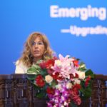 EMMA MARCEGAGLIA PRESIDENT, BUSINESS EUROPE